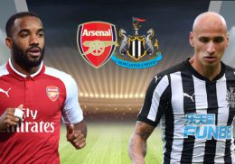 soi kèo Arsenal vs Newcastle