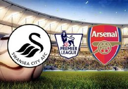 soi kèo Swansea City vs Arsenal