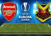 Arsenal vs Ostersunds FK