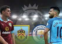 Burnley vs Manchester City