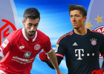 Mainz vs Bayern Munich