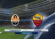 Shakhtar Donetsk vs AS Roma