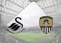 Swansea City vs Notts County
