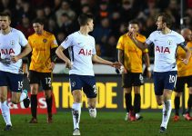 Tottenham vs Newport County