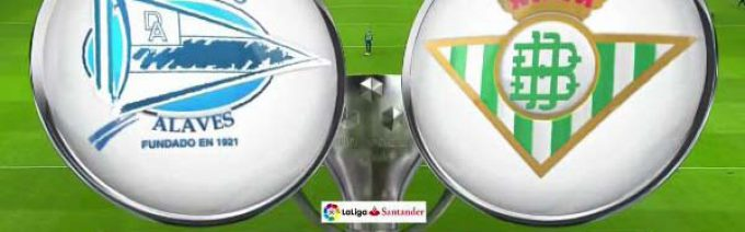 Alaves vs Real Betis