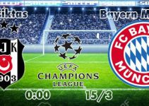Besiktas vs Bayern Munich