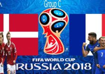 bảng C World Cup 2018