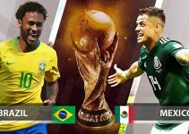 soi kèo Brazil vs Mexico