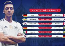 bảng F World Cup 2018