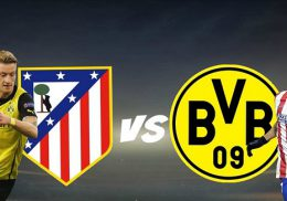 soi kèo Atletico Madrid vs Dortmund