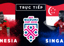 soi kèo Singapore vs Indonesia