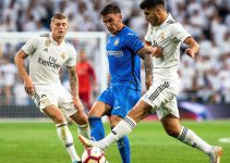 soi kèo Getafe vs Real Madrid