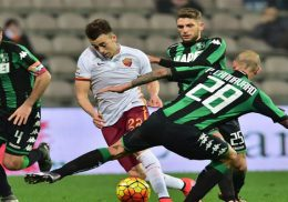 soi kèo Sassuolo vs AS Roma