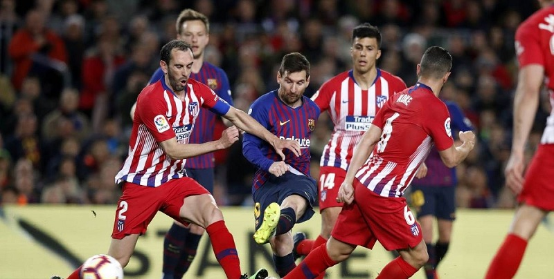 Atletico Madrid vs Barcelona 3 - Soi kèo Atletico Madrid vs Barcelona 03h00 ngày 02/12: La Liga